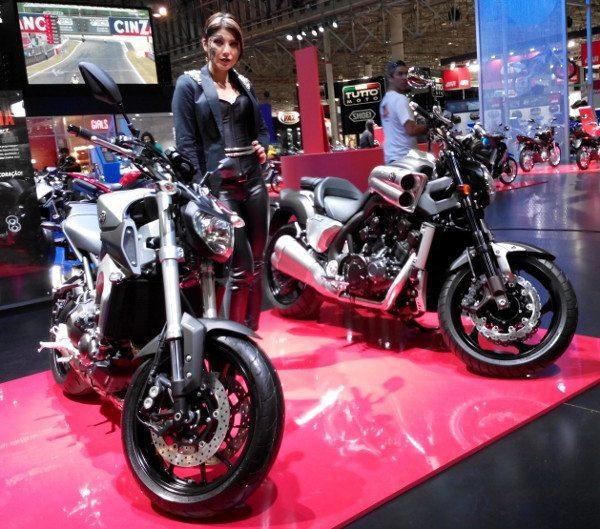 Yamaha: MT09 e V-Max
