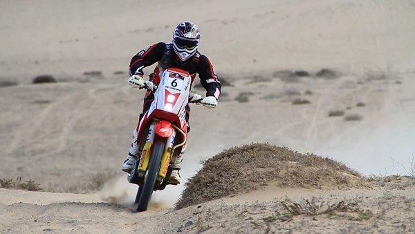 Jean Azevedo é quarto na geral após a terceira etapa do Atacama Rally