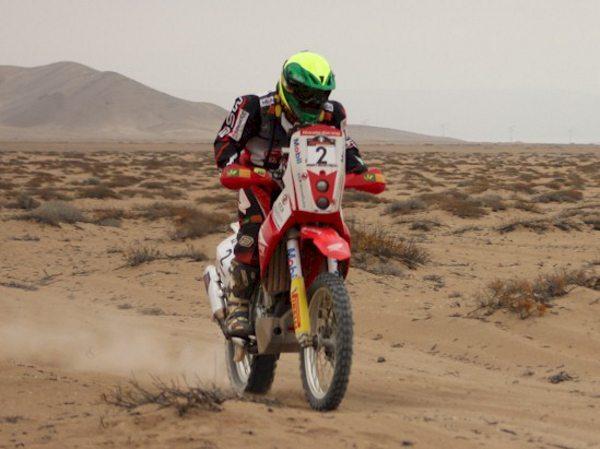 Jean Azevedo finaliza o Atacama Rally na quarta colocação - foto de creamoschile.com/VipComm