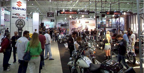 17 mil pessoas visitaram o Brasil Motorcycle Show