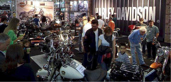 Brasil Motorcycles Show, território dos sonhos