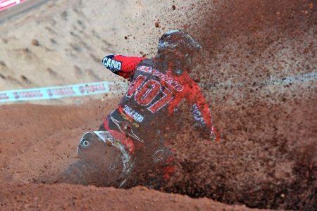 O inglês Adam Chatfield fatura o campeonato nacional na MX1