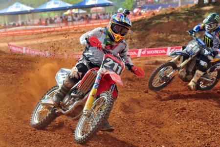 E o português Paulo Alberto fatura o campeonato na MX2