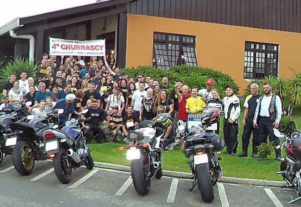 A foto oficial do encontro de 2013
