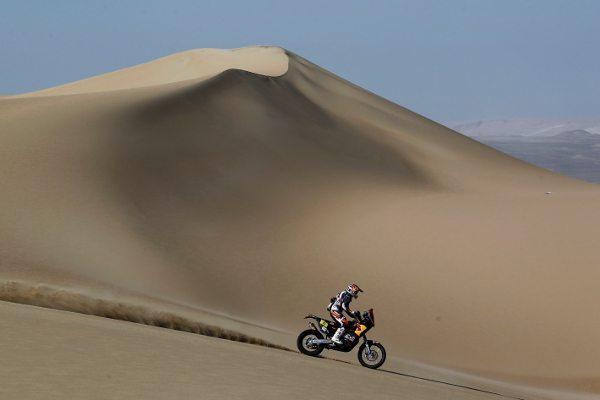 Rally Dakar 2014 começa no dia 5 de janeiro de 2014 - foto de Maindru