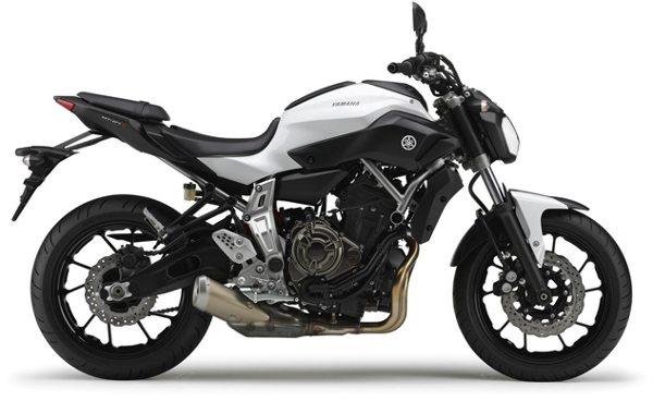 Yamaha MT 07 2014