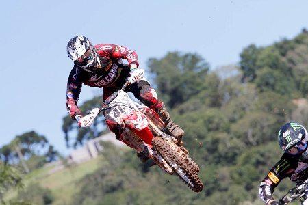 Adam Chatfield é presença destaque na 5ª etapa do Goiano de Motocross