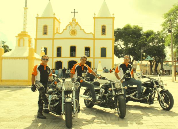 Igreja de São José de Ribamar - a primeira do Ceará