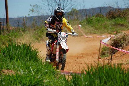 Lipão Rosendo está invcto no Mineiro de Cross Country
