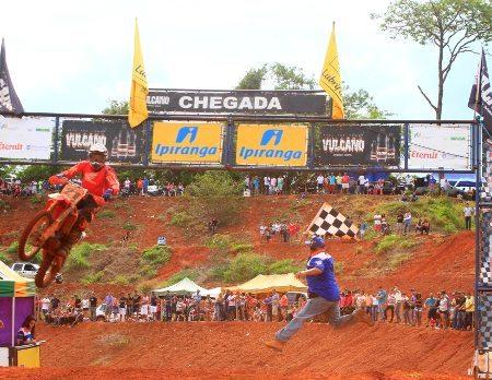 Wellington Garcia manteve a liderança das categorias MX FL e MX2