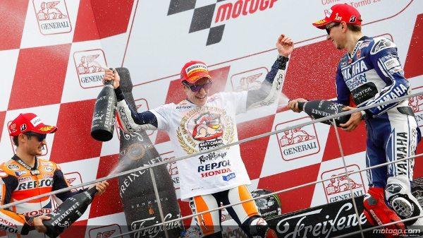 Marc Márquez conquistou muitos records na temporada 2013 da MotoGP™