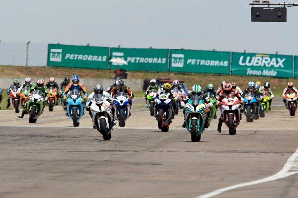 Campo Grande receberá a penúltima etapa do Moto 1000 GP