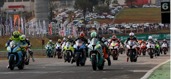 Última etapa do Moto 1000 GP será em Cascavel (PR) no próximo domingo