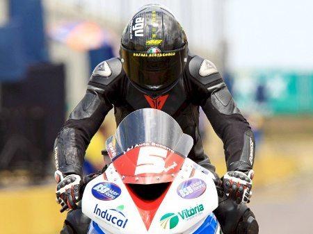 Rafael Bertagnolli, vice-campeão em 2012, lidera a GP 600