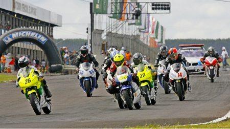 Largada da GPR 250 em Campo Grande (MS)