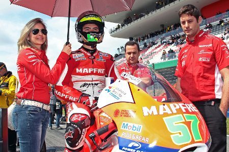 Aos 17 anos, Eric Granado disputa a Moto3, categoria de acesso ao MotoGP