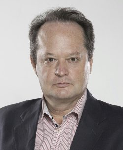 Sérgio Sanderson, coordenador do departamento de fotografia do Moto 1000 GP