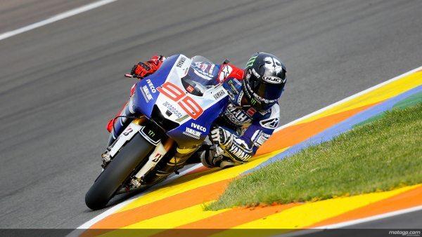 Lorenzo bem que tentou, venceu, mas não levou o título de 2013