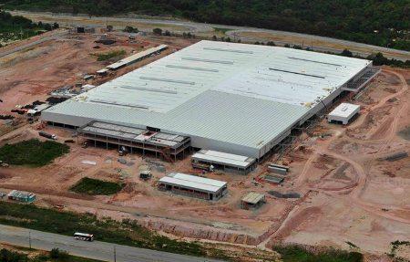 A planta da Shineray entra em operação já no início de 2014