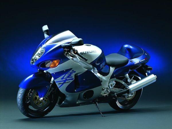 Suzuki Hayabusa - um mito em duas rodas
