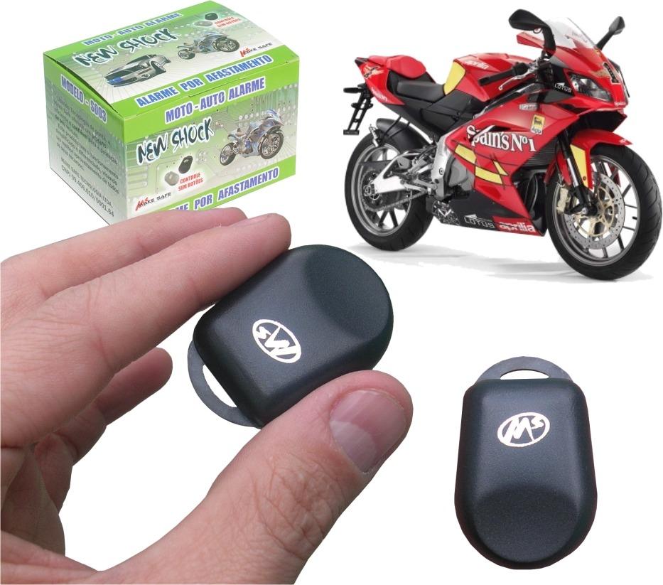 o melhor alarme para moto