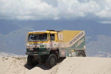 25 participações no Rally Paris-Dakar