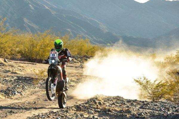 Jean Azevedo, piloto da Honda Racing Rally Team
