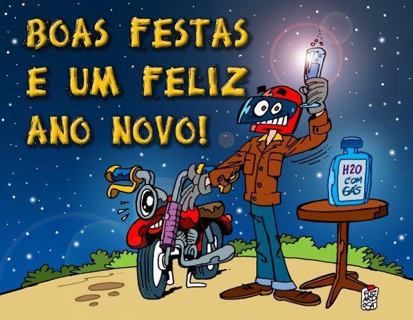 Seja um Motociclista Feliz!
