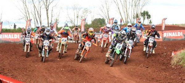 Três de Maio recebe a 3ª etapa do Gaúcho de Motocross