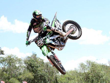 Duda Parisi foi o destaque do Gaúcho de Motocross 2013