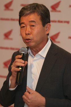 Issao Mizoguchi, presidente da Moto Honda da Amazônia - foto de Luiz Pires