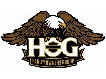Novo emblema do H.O.G.® - Harley Owners Group