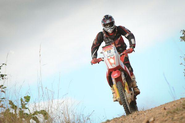 Dário Júlio, campeão da Super Production no Sertões Series 2013 - foto de DFotos