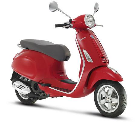Vespa Primavera: o retorno de uma legenda entre os scooters