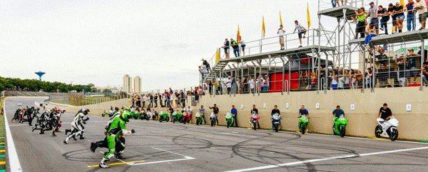 Interlagos foi palco da primeira edição dos 500 km Motovelocidade