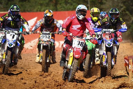 Campo Grande recebe a 4ª etapa do Brasileiro de Motocross 2014