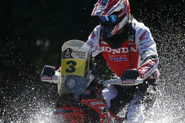 Apesar da grande diferença para o líder Marc Coma, Joan Barreda se sente muito vivo na competição - foto do arquivo pessoal do piloto