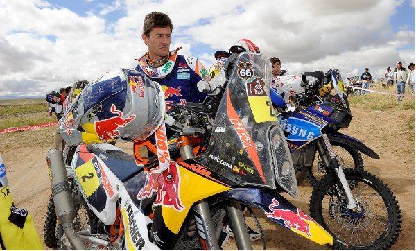Marc Coma cada vez mais perto do título do Dakar 2014 - Crédito: DPPI
