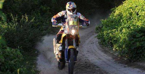 Marc Coma vence e amplia sua vantagem para o segundo colocado, Joan Barreda - foto de divulgação Dakar