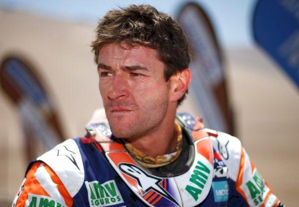 Marc Coma é campeão do Dakar 2014 - foto de Frederic Le Floch/DPPI