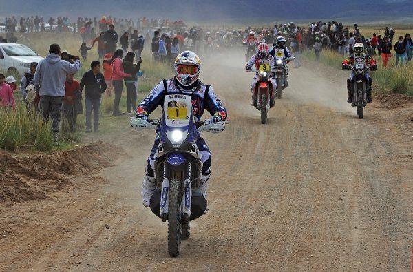 Cyril Despres vence a oitava etapa do Dakar - crédito da foto: DPPI