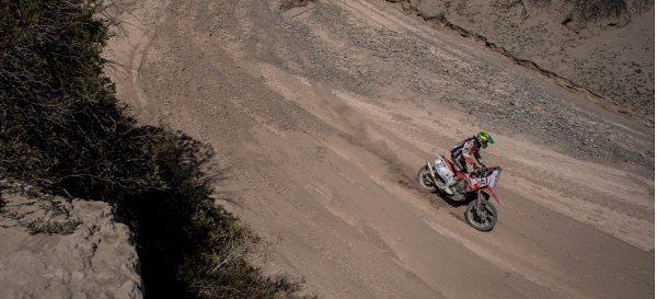 Dário Júlio agora é o único representante brasileiro nas motos - foto de Gustavo Epifânio