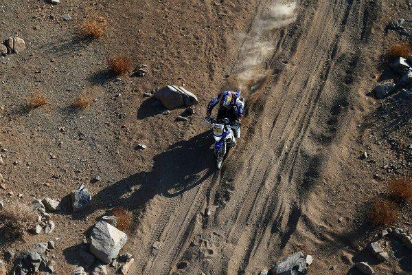 Cyril Despres vence a etapa mas Coma leva o título - foto de Frederic Le Floch/DPPI