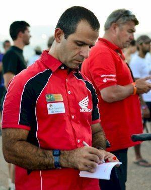 Jean Azevedo está fora do Dakar 2014 - foto de David dos Santos Jr.