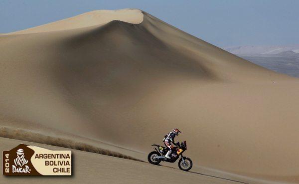 Faltam apenas quatro dias para a largada do Dakar 2014