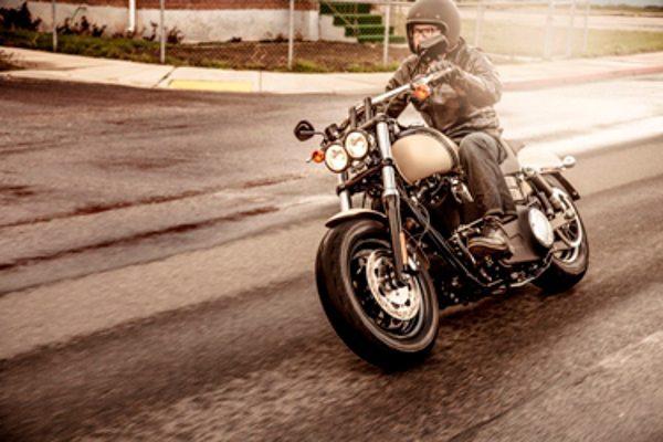 Harley-Davidson Fat Bob modelo 2014