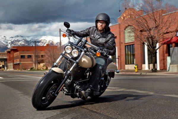 Nova Harley-Davidson Fat Bob 2014