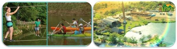 Y-Park - Museu da Cachaça e esportes radicais