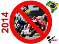 MotoGP não virá ao Brasil em 2014