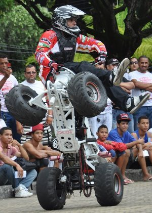 Halley Amorim tentará manobra inédita de Stunt
